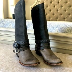 Beautiful Indie Spirit Corral Boots